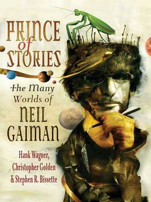 cover image of Prince of Stories