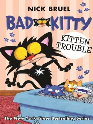 cover image of Kitten Trouble
