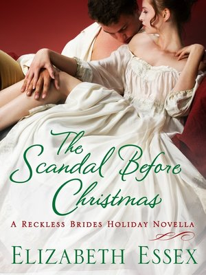 cover image of The Scandal Before Christmas