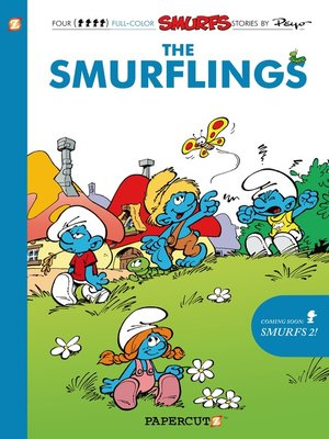 cover image of The Smurflings