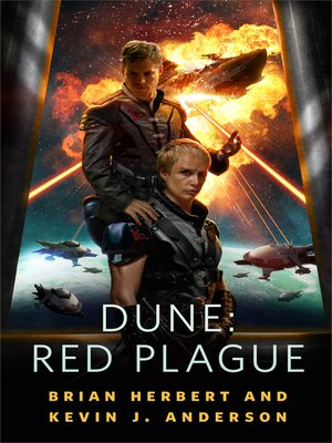 cover image of Dune: Red Plague