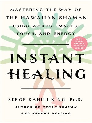 cover image of Instant Healing