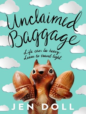 cover image of Unclaimed Baggage
