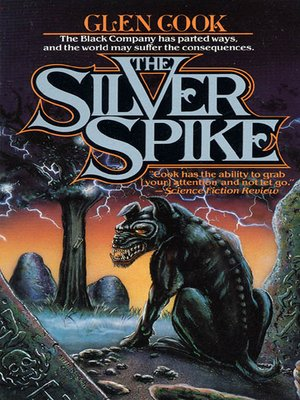 cover image of The Silver Spike