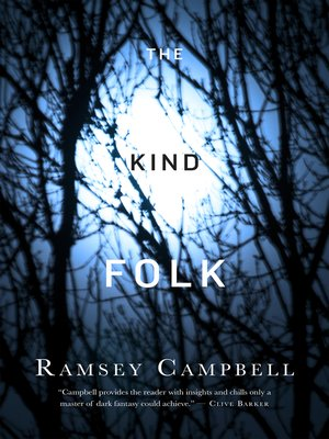 cover image of The Kind Folk