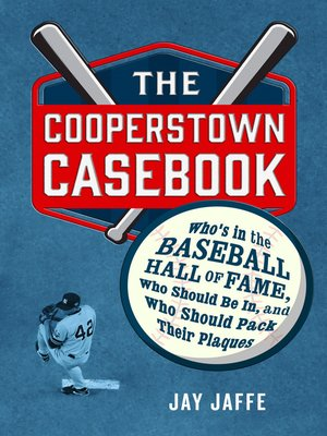cover image of The Cooperstown Casebook