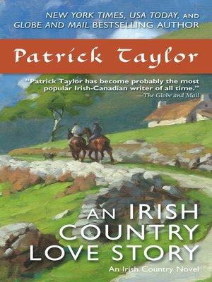 cover image of An Irish Country Love Story
