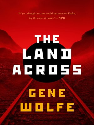 cover image of The Land Across