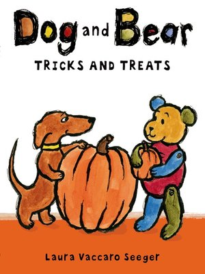 cover image of Dog and Bear--Tricks and Treats