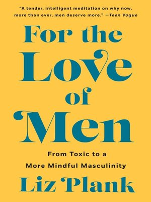 cover image of For the Love of Men
