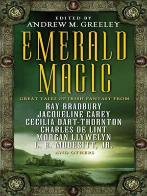 cover image of Emerald Magic