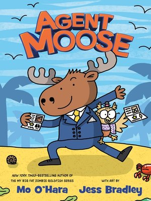 cover image of Agent Moose