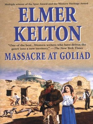 cover image of Massacre at Goliad