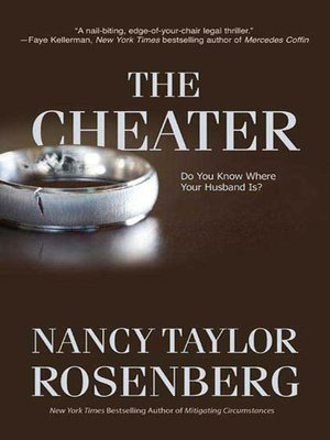 cover image of The Cheater