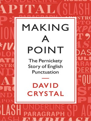 cover image of Making a Point