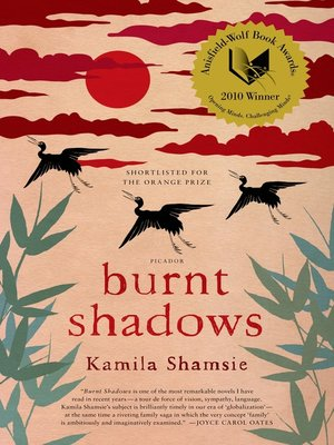 cover image of Burnt Shadows