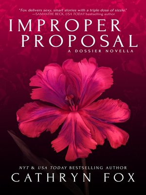 cover image of Improper Proposal