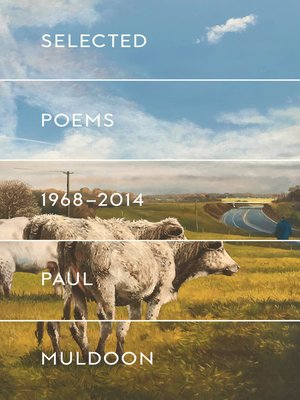 cover image of Selected Poems 1968-2014