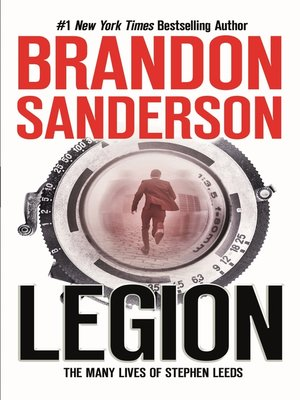 cover image of Legion - The Many Lives of Stephen Leeds: Legion ; Skin Deep ; Lies of the Beholder