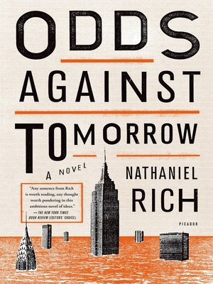 cover image of Odds Against Tomorrow