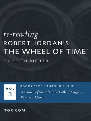 cover image of Wheel of Time Reread, Books 7-9