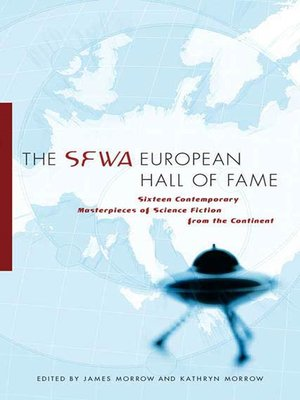 cover image of The SFWA European Hall of Fame