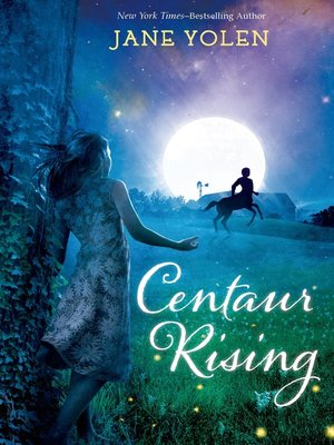 cover image of Centaur Rising