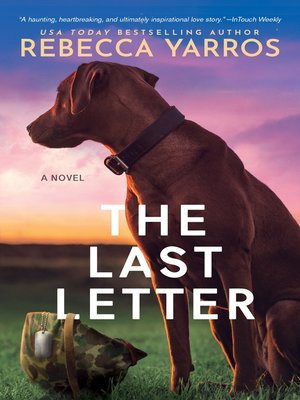 cover image of The Last Letter
