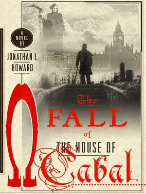 cover image of The Fall of the House of Cabal