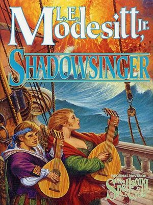 cover image of Shadowsinger