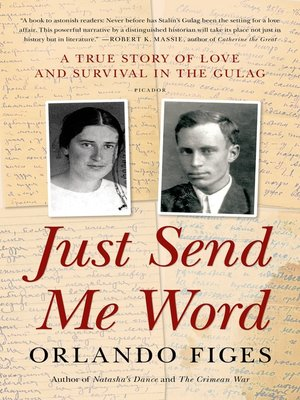 cover image of Just Send Me Word