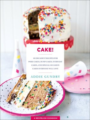 cover image of Cake!