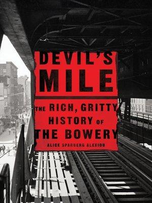 cover image of Devil's Mile