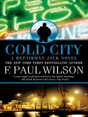cover image of Cold City