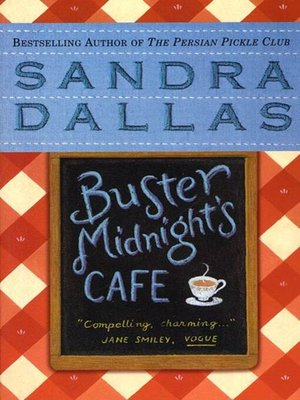cover image of Buster Midnight's Cafe