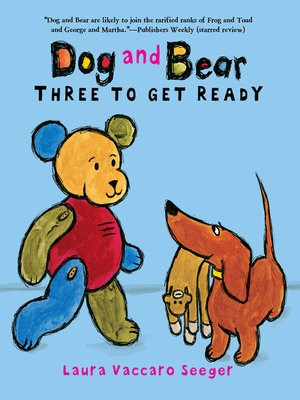 cover image of Three to Get Ready