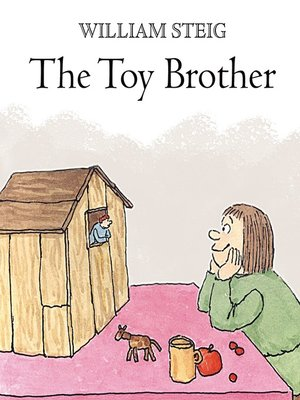 cover image of The Toy Brother