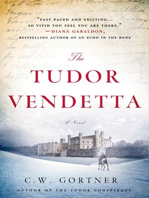 cover image of The Tudor Vendetta