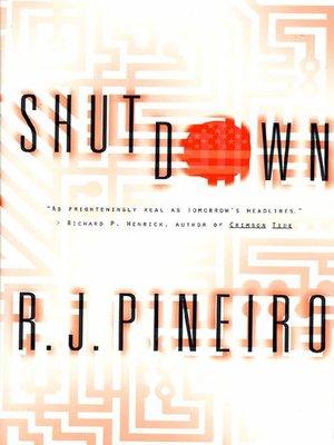 cover image of Shutdown