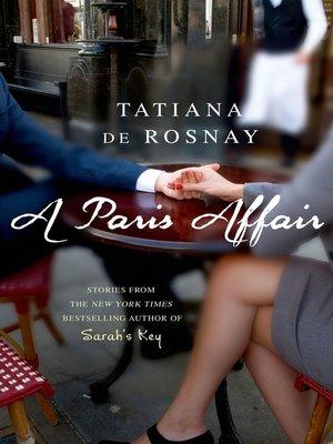 cover image of A Paris Affair