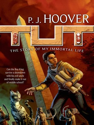 cover image of Tut--The Story of My Immortal Life
