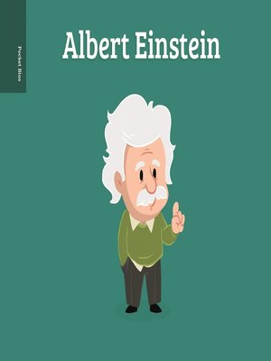 cover image of Pocket Bios--Albert Einstein