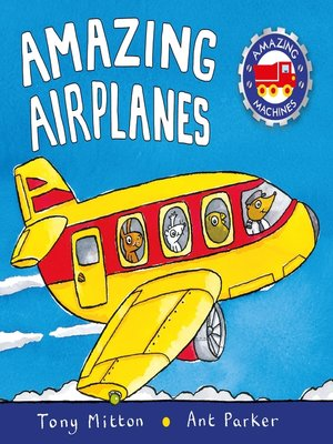 cover image of Amazing Airplanes