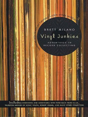 cover image of Vinyl Junkies
