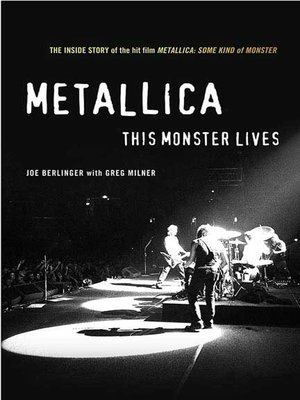 cover image of Metallica--This Monster Lives
