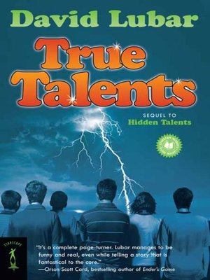 cover image of True Talents