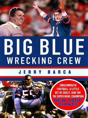 cover image of Big Blue Wrecking Crew