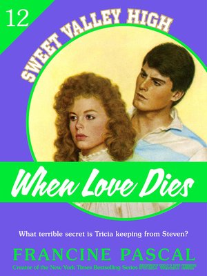cover image of When Love Dies