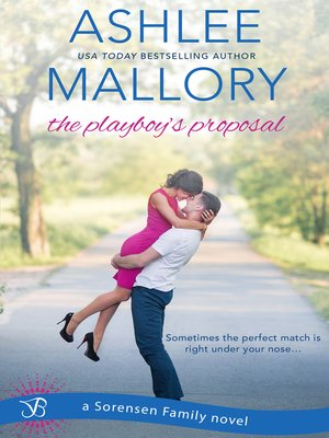 cover image of The Playboy's Proposal