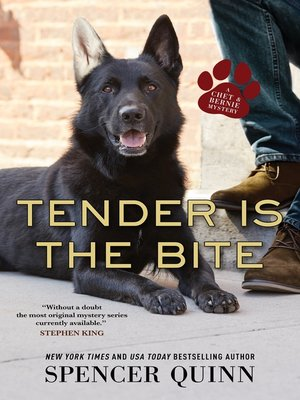 cover image of Tender Is the Bite